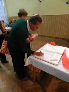 Posedenie s dôchodcami 2017