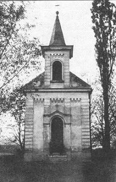 kaplnka Jána Nepomuckého