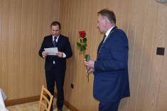 Sľub poslanca - Ing.Františen Belko