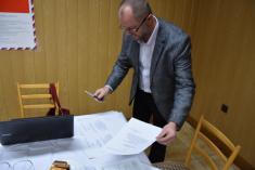 Podpísanie sľubu poslanca - RNDr. Dušan Dírer