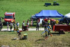 Hasičská súťaž o putovný pohár starostu obce 2018
